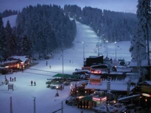 borovets bulgaristan kayak